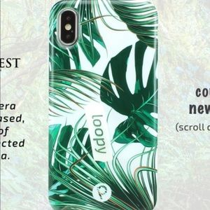 Loopy iPhone X/xs case *price firm*